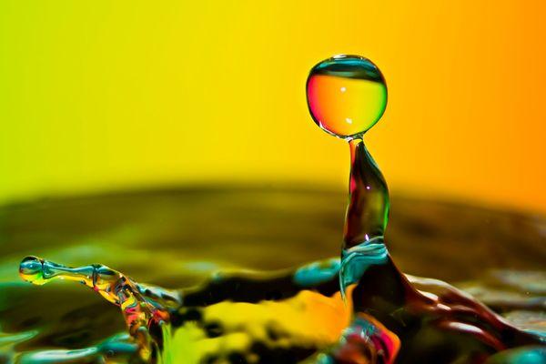 eau tarie