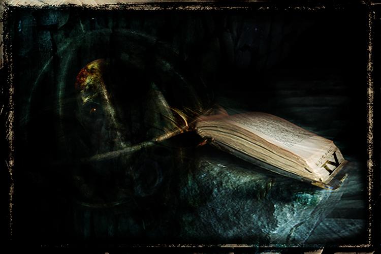     Ebene IV - Book of my soul    