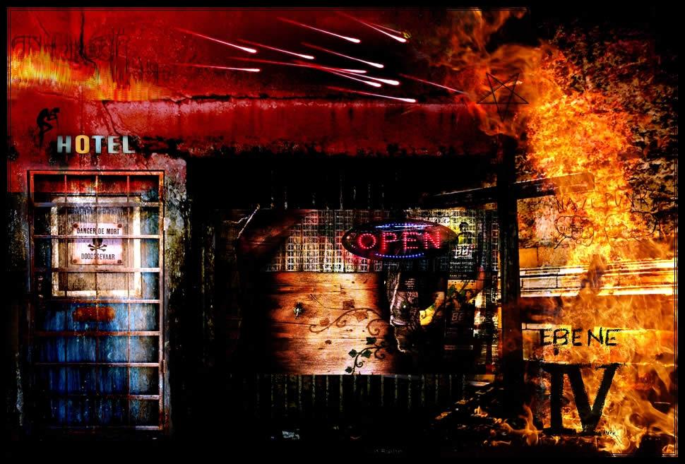     Ebene IV - Darkest Hours    