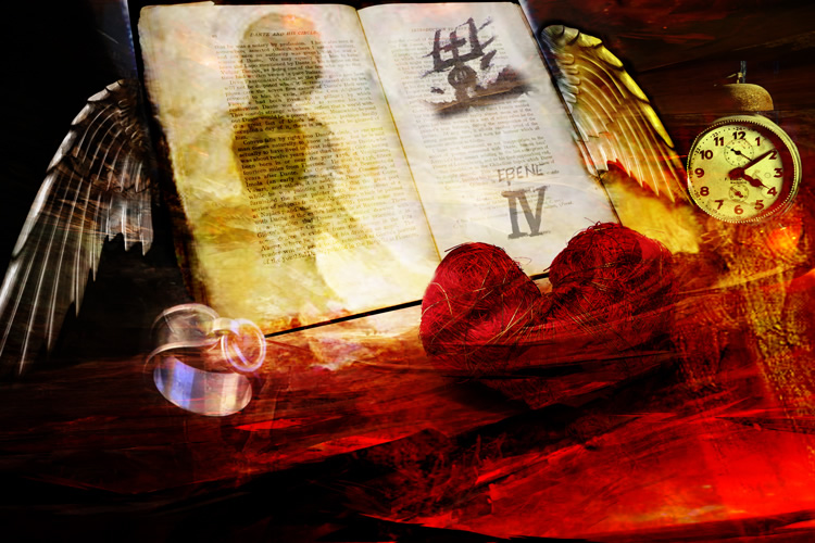 ||| Ebene IV - The book of love |||