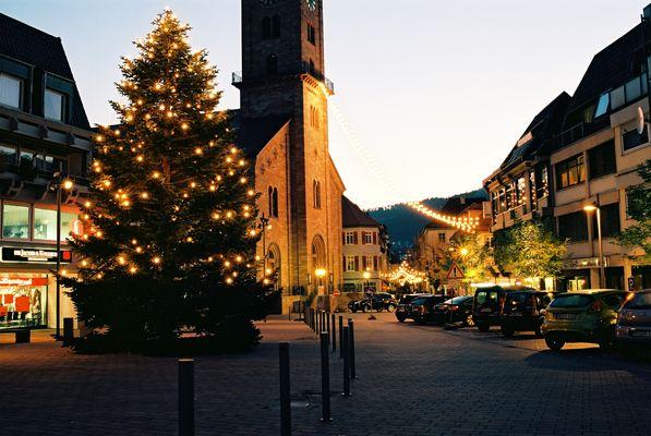 Eberbach zur Weihnachtszeit