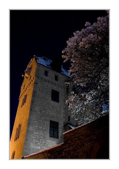 Eberdingen-Nussdorf bei Nacht
