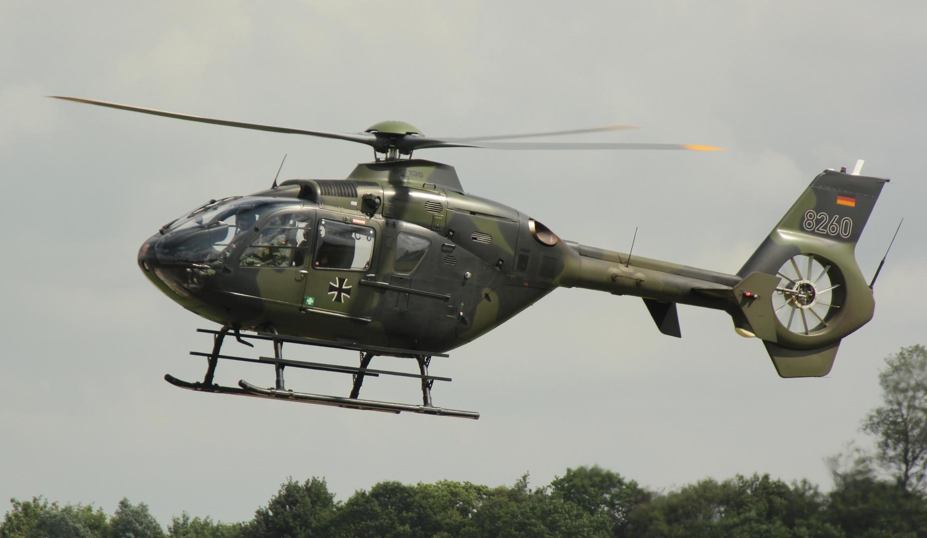 EC 135 der Bundeswehr