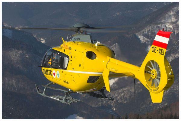 EC 135 T2 OE-XEI S/N 0168