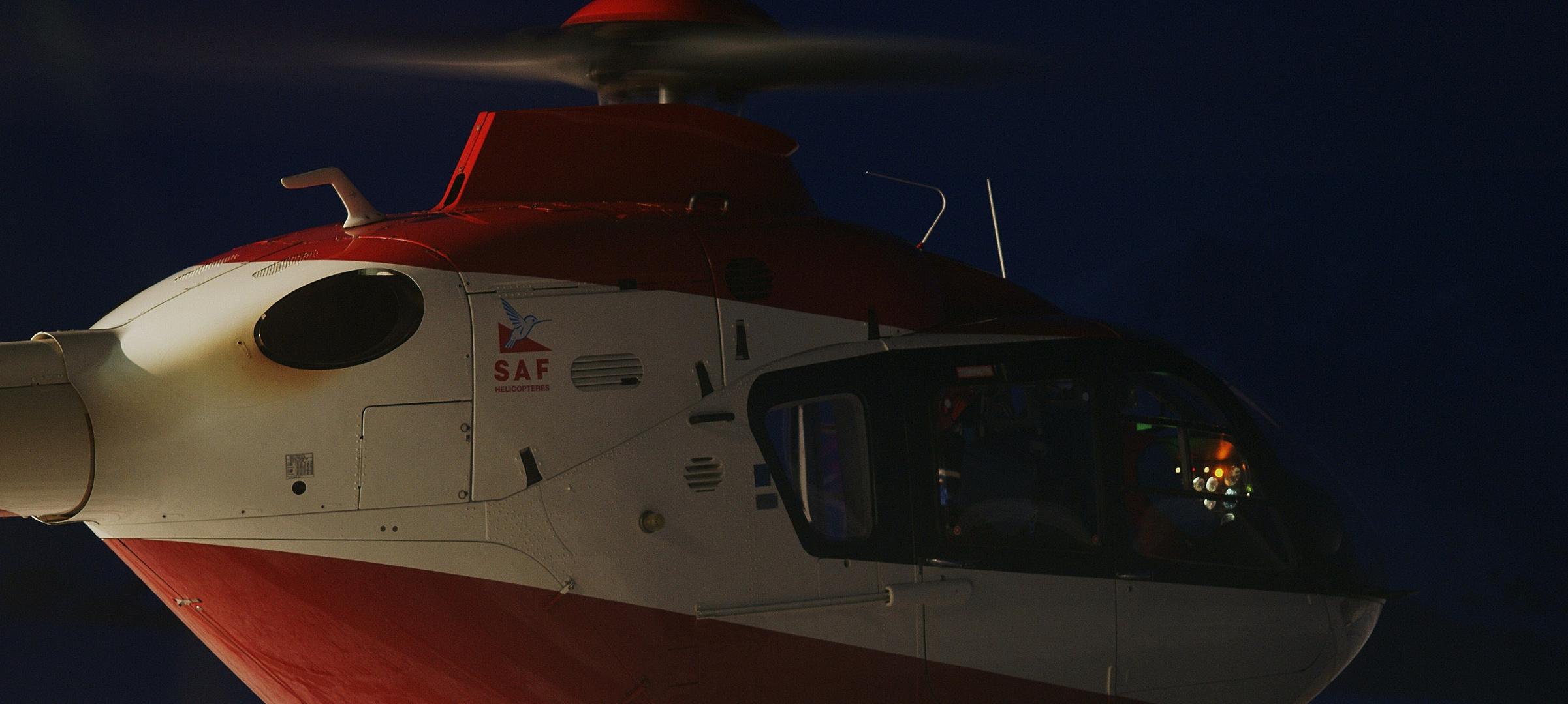 EC135 Night ops