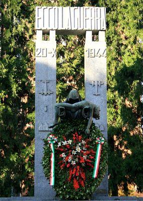 Ecco la guerra: 20/10/1944 - 20/10/2014