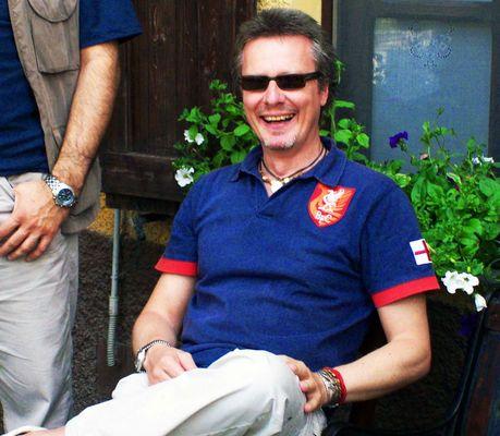 Eccovi Massimo Mannucci, il principe dei compagnucci