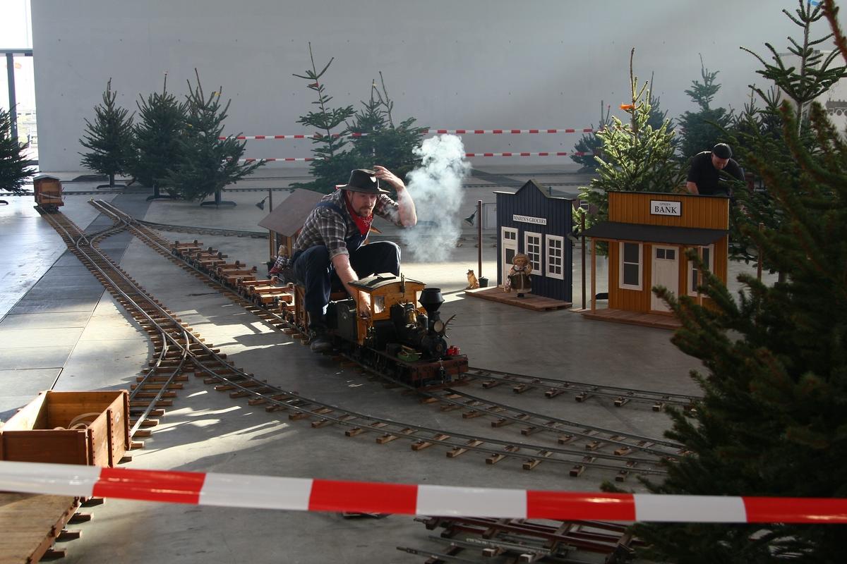 Echtdampf Karlsruhe 2013, den Turbo zugeschaltet?!