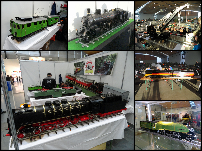 Echtdampflokomotive