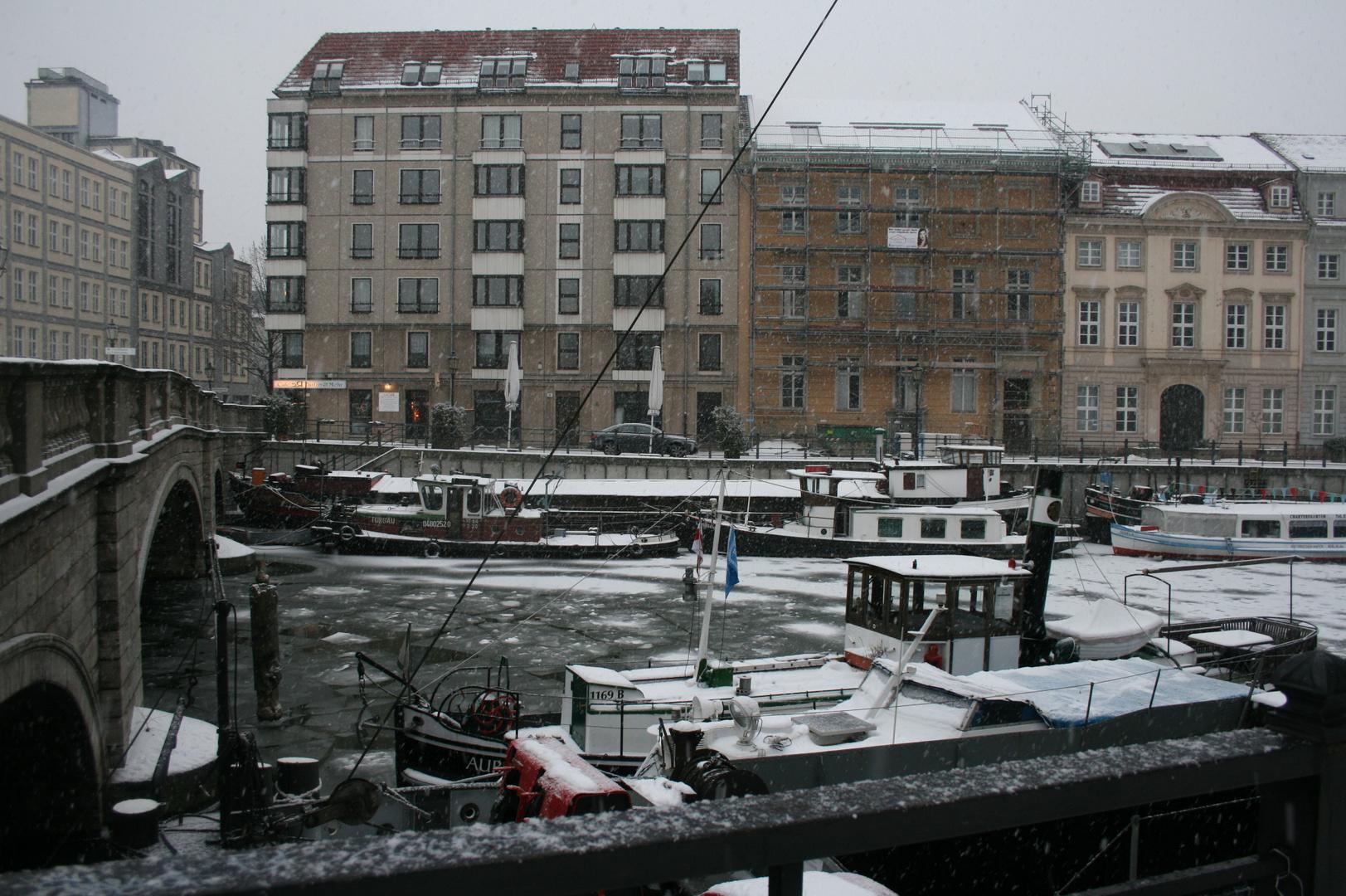 Ecke Fischerinsel Berlin