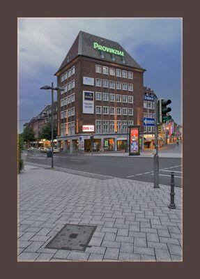 Ecke Peterstr - Adalbertstr