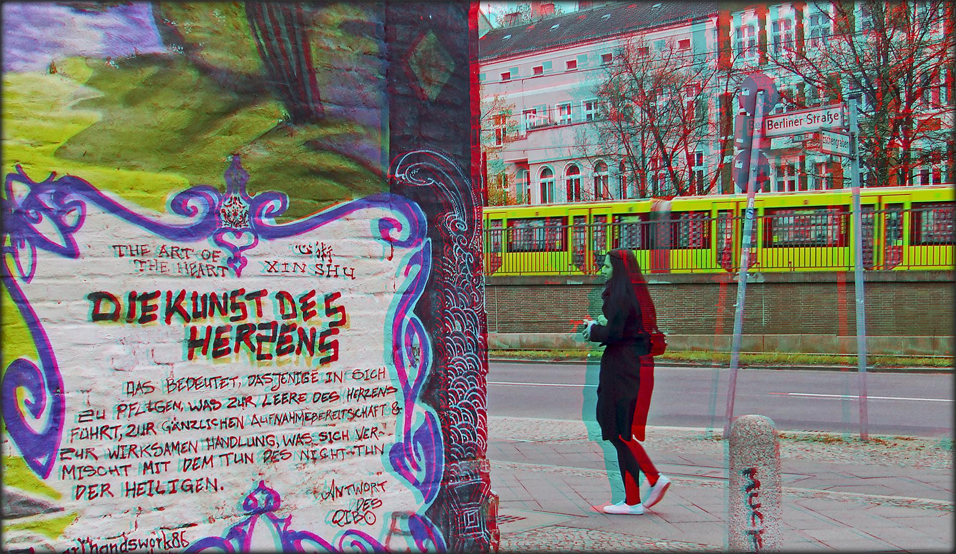 Eckenkunst in Pankow (3D)
