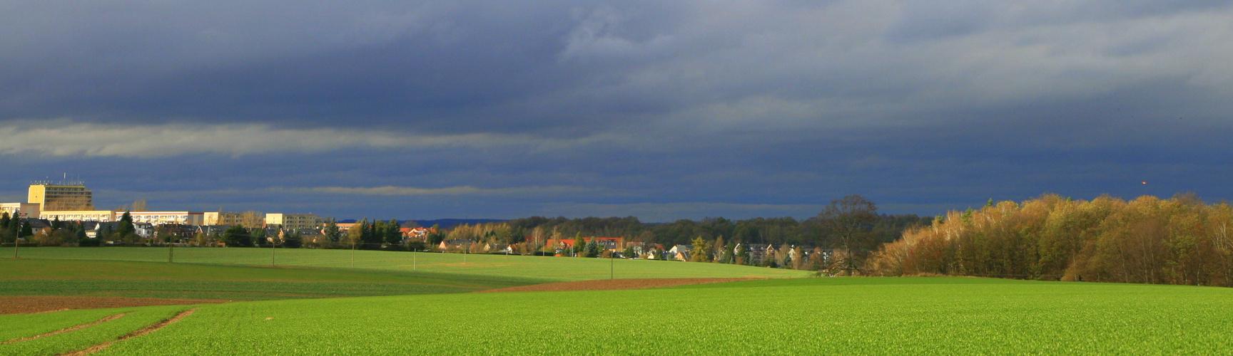 Eckersbach im Herbst