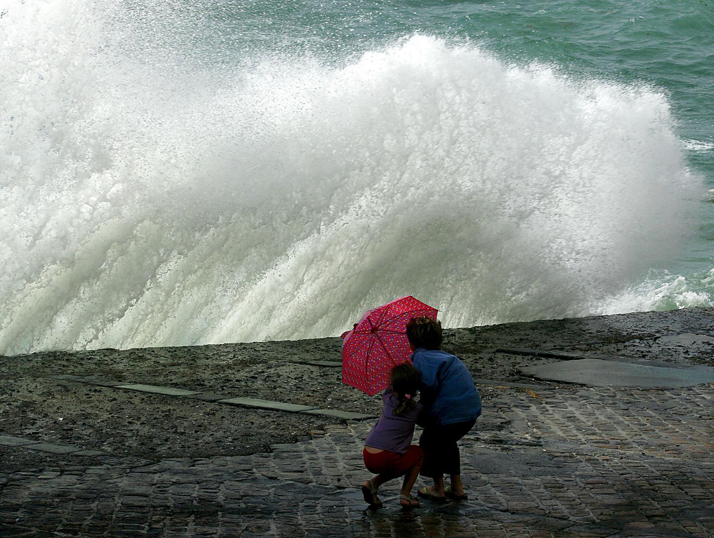 éclat de mer