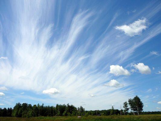éclat de nuage