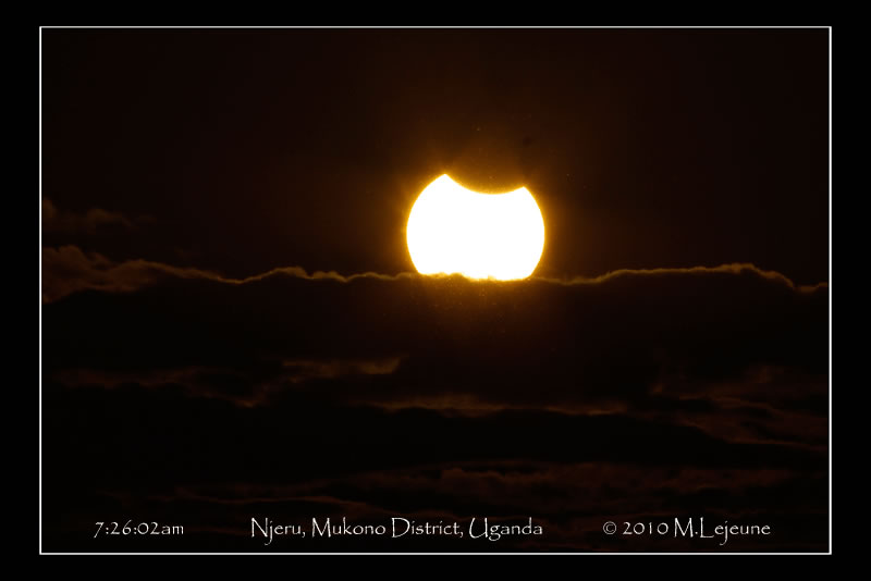 *eclipse in Uganda* 1