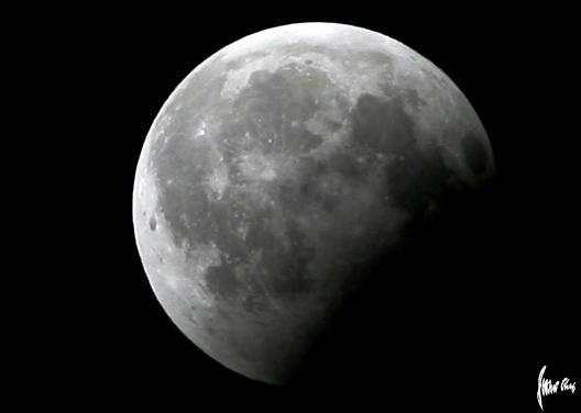 Eclisse di Luna ...