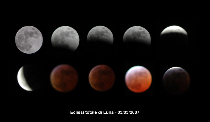 Eclissi marzo 2007
