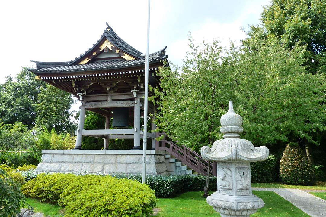 ECO-Haus - Garten - Glockenhaus