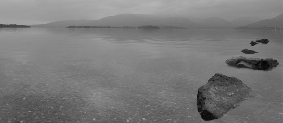 Ecosse-Loch Lomond