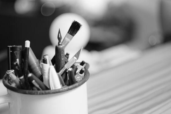 Ecrire avec la lumière