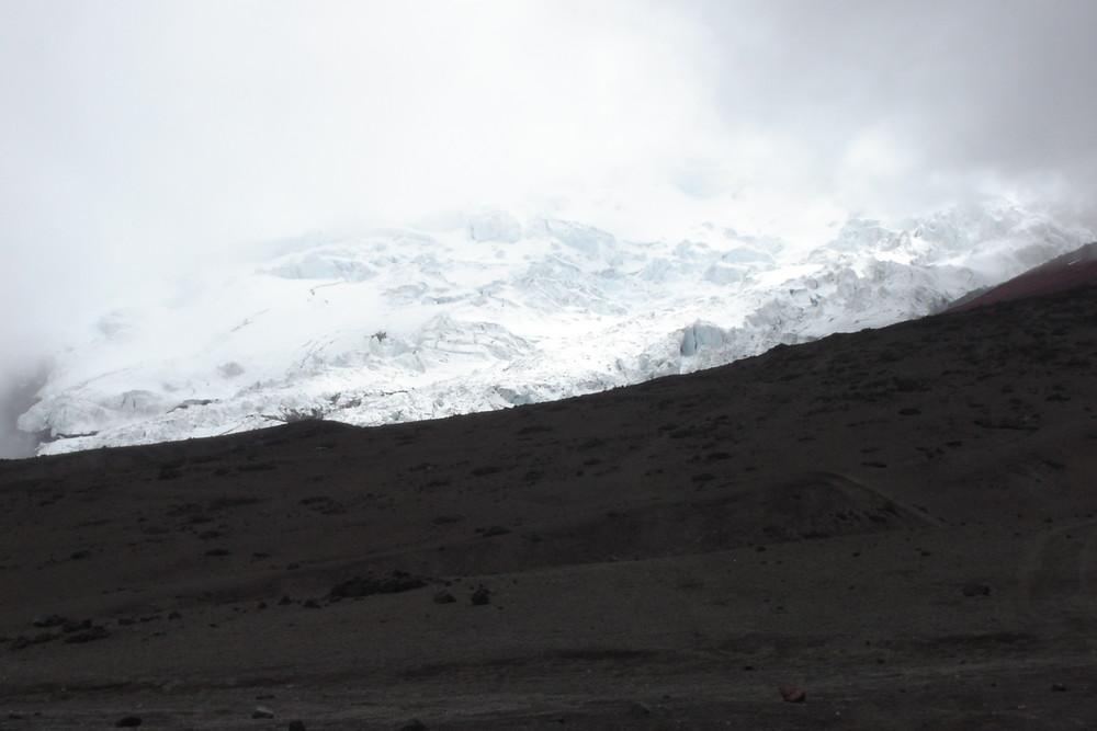 Ecuador: Der Cotopaxi ...