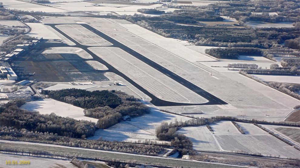EDDG - Verkehrsflughafen Münster/Osnabrück