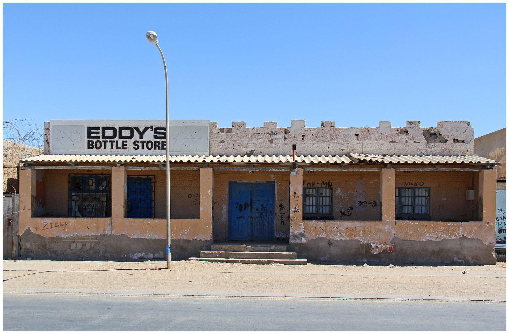 Eddy's Bottle Store