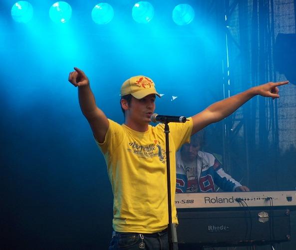 Edeka Familientag Dortmund 18.07.04 Patrick Nuo