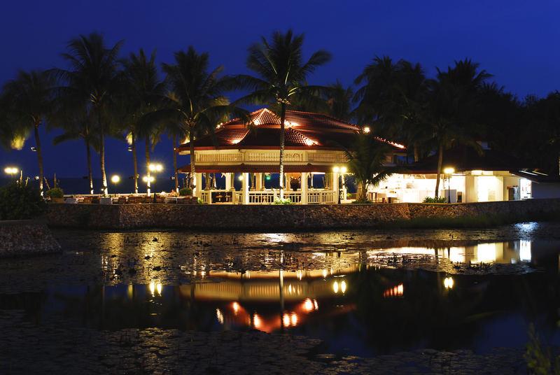 Edelrestaurant vom Dusit Resort in Hua Hin