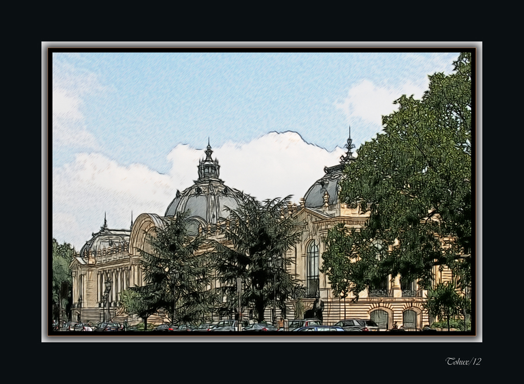 Edificios de Paris