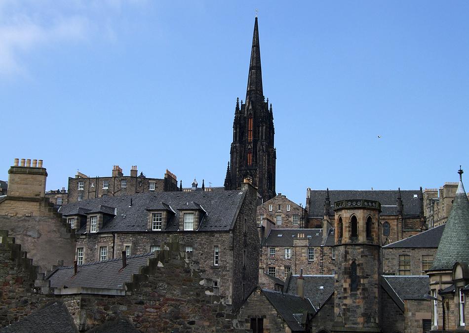 Edinburgh anno dazumal