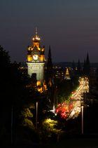 Edinburgh bei Nacht mal anderst