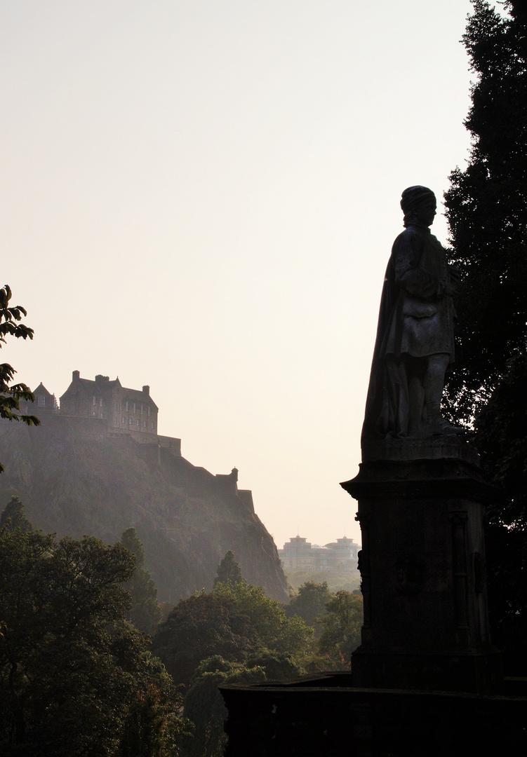 Edinburgh-Burg