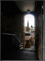 Edinburgh eine CLOSE