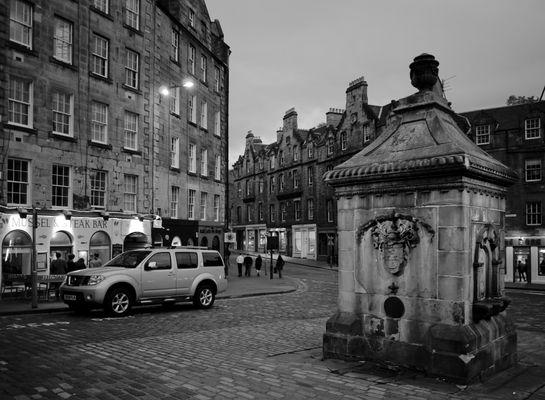 Edinburgh - Grassmarket