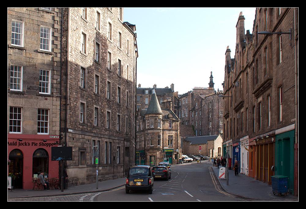 Edinburgh im Oktober IV