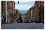 Edinburgh liegt am Wasser...