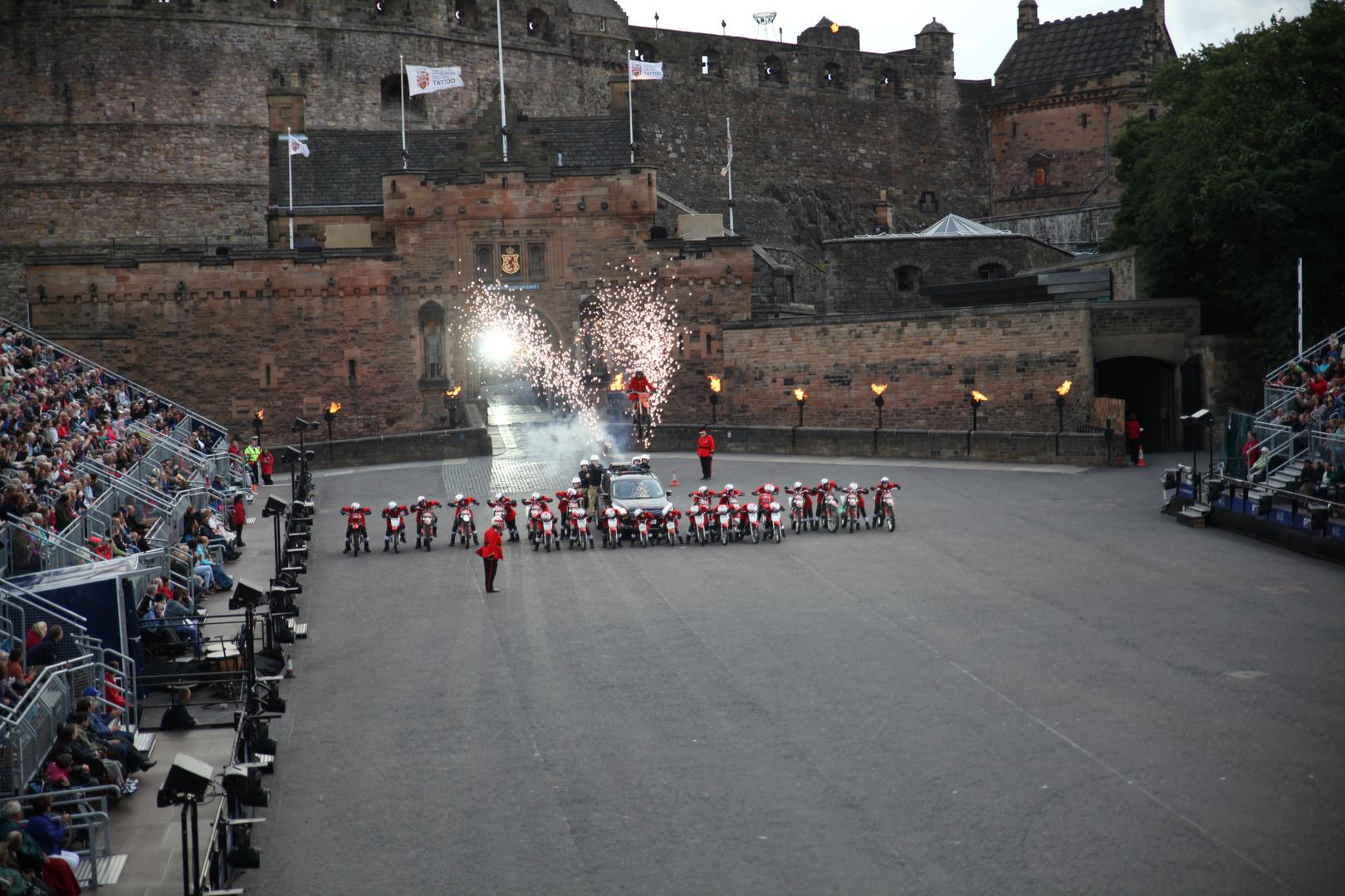 Edinburgh Military Tattoo 2013