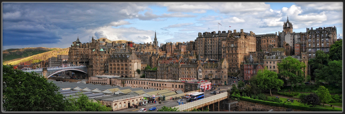 Edinburgh - Old Town (2)