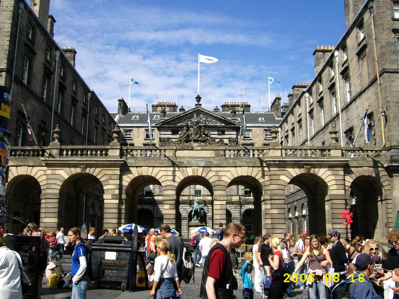 Edinburgh Old Town Tour