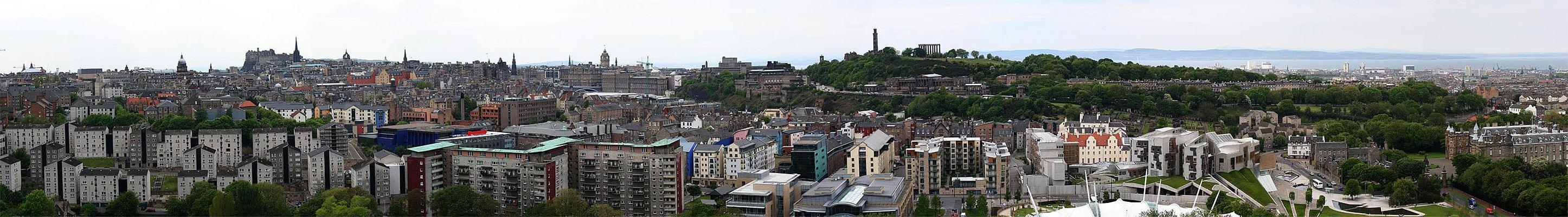 Edinburgh (Panorama)