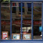 Edinburgh Pubfenster