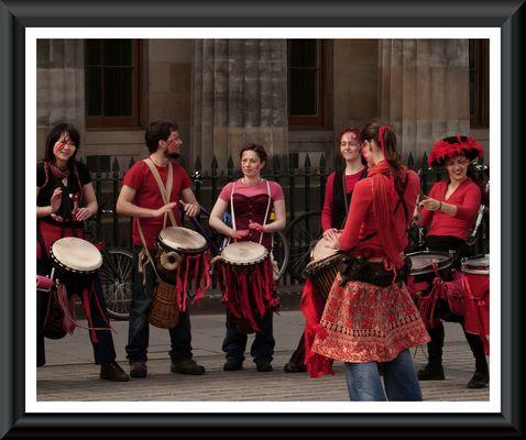 Edinburgh Street Drums