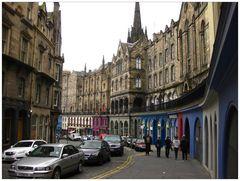 Edinburgh – Victoria Street