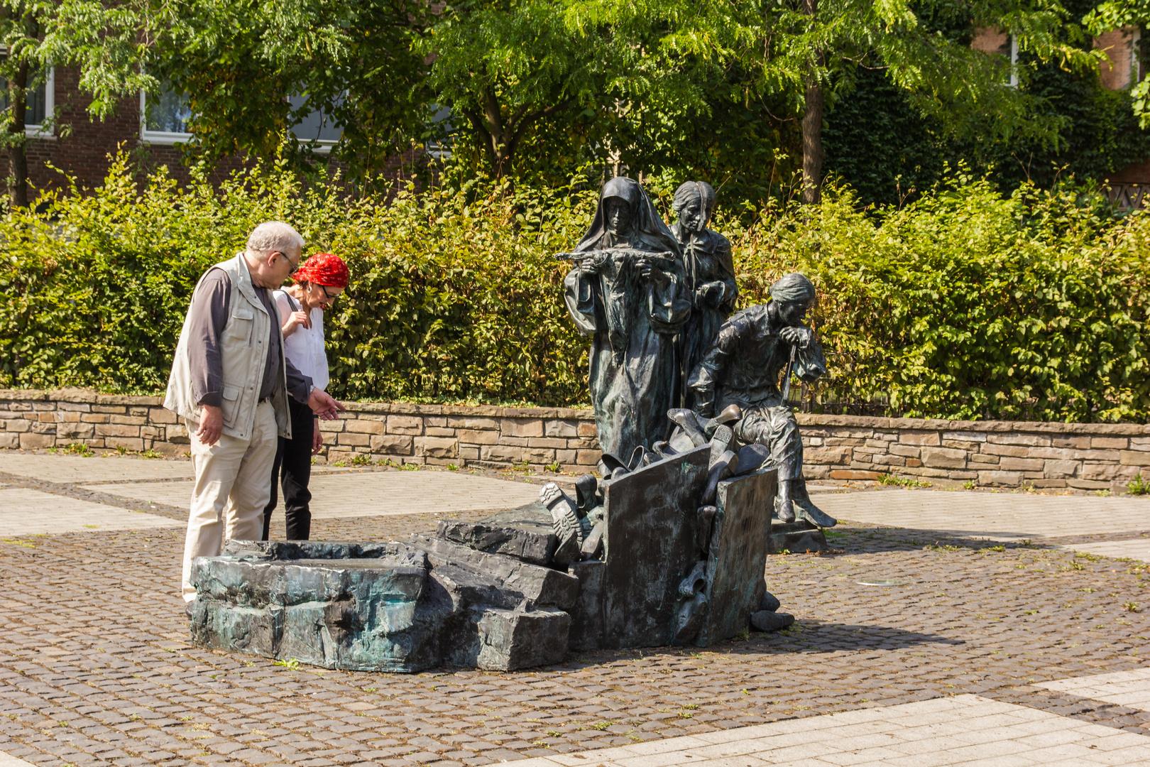 Edith Stein Denkmal