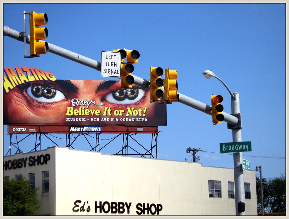 Eds Hobby Shop on Broadway