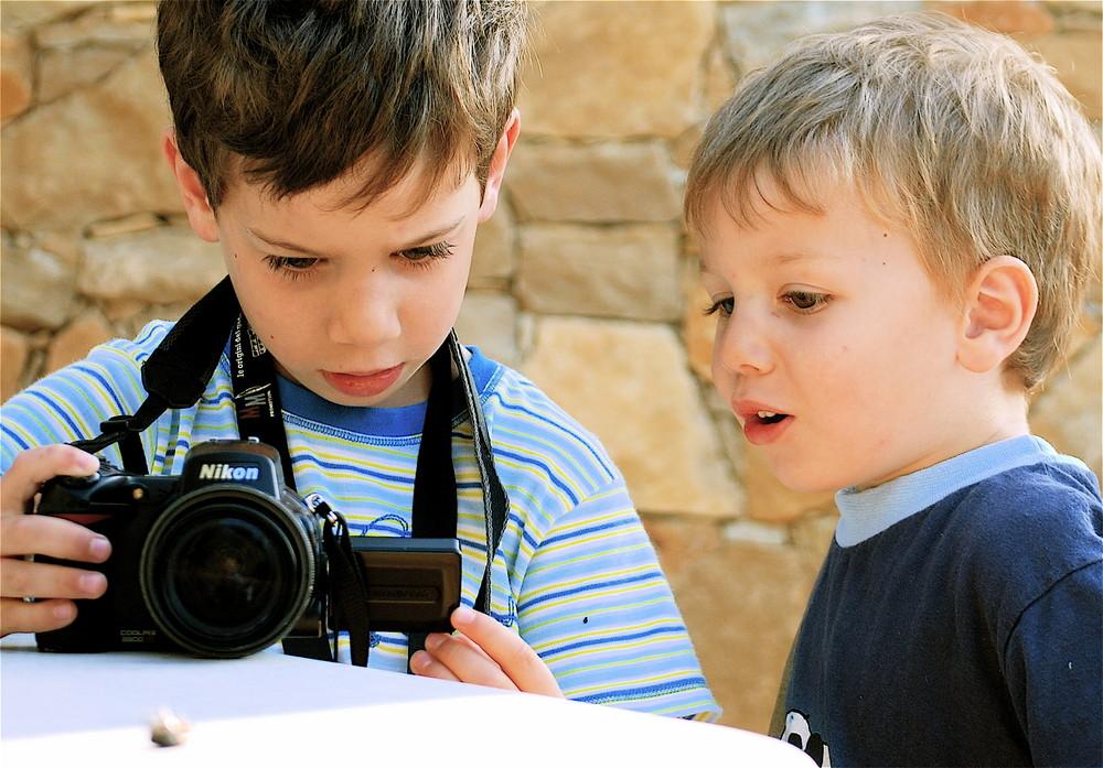 educazione visiva....