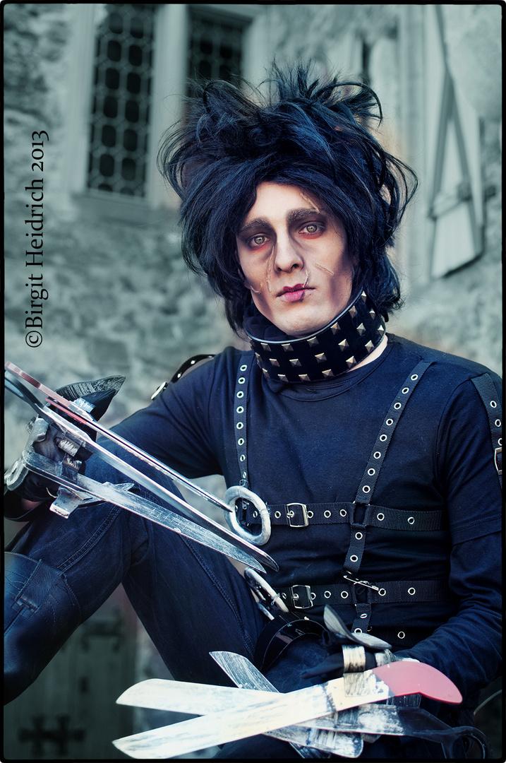Edward mit den Scherenhänden !