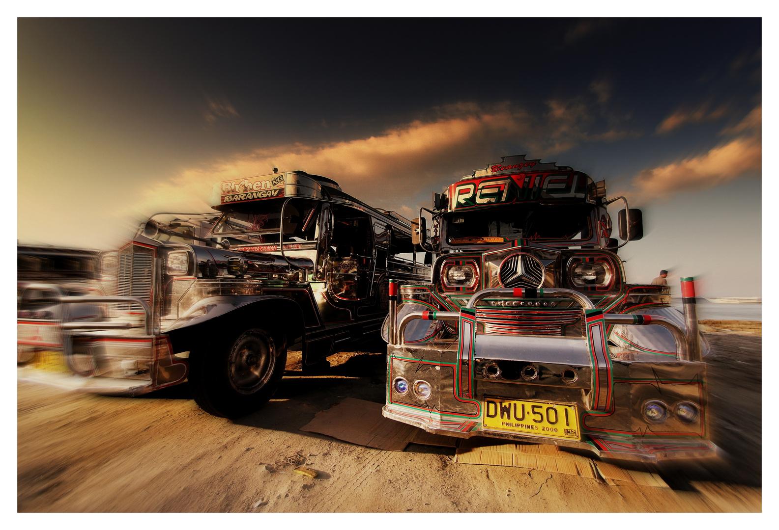 Effect on Jeepneys